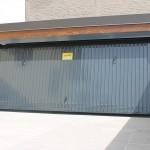 Porta garage a Bergamo